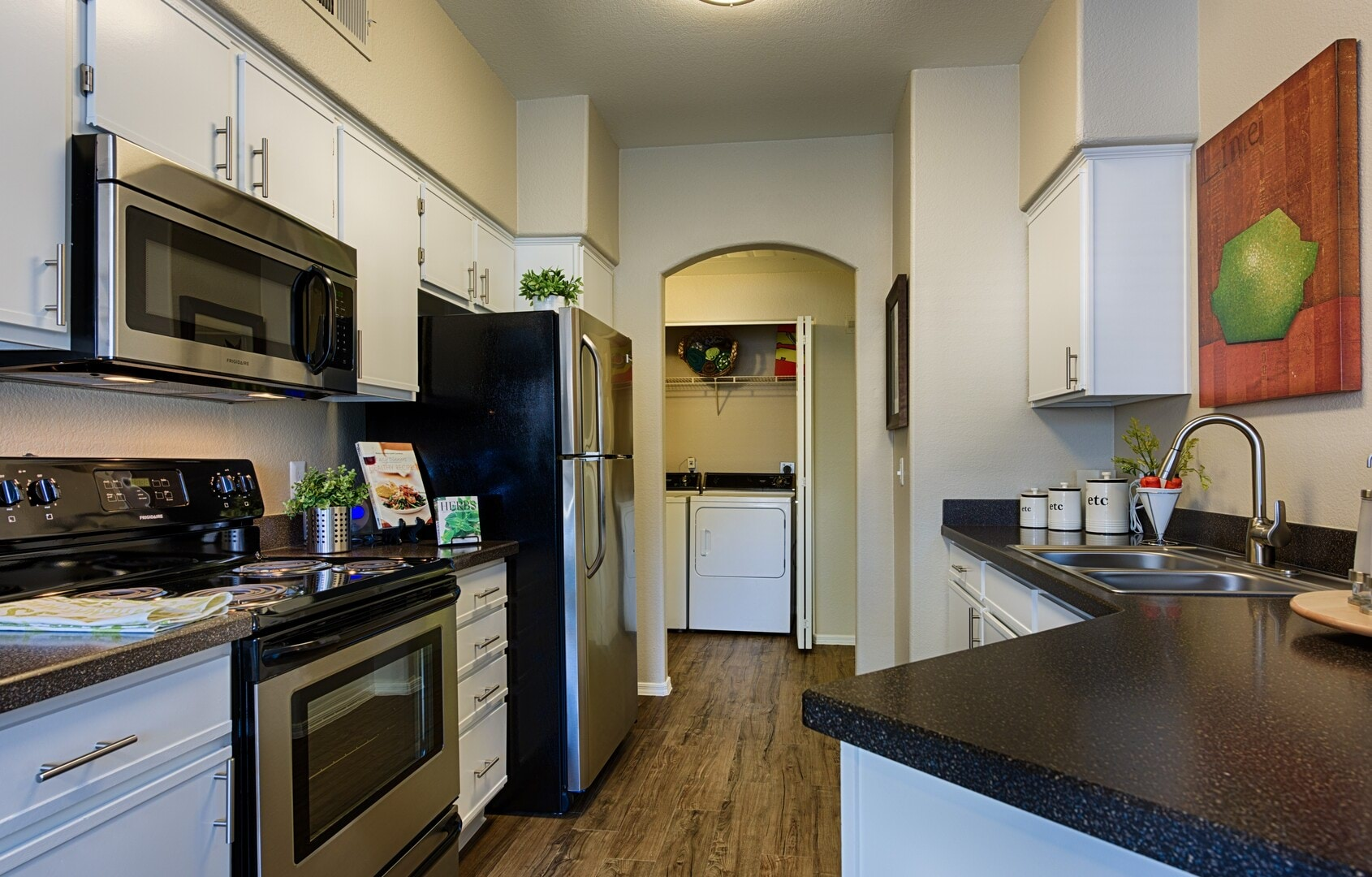 Tour Our Upscale Apartment Homes