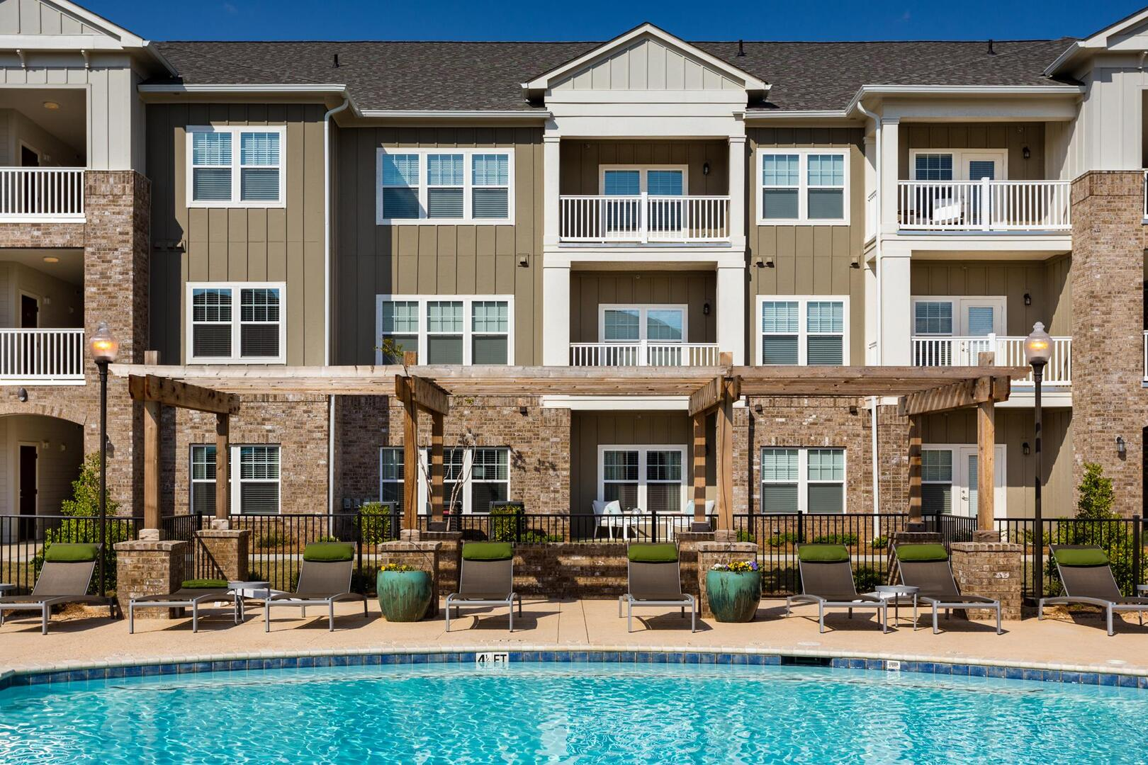 Apts In Greenville Sc At Haywood Reserve
