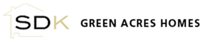 SDK Green Acres Homes Logo