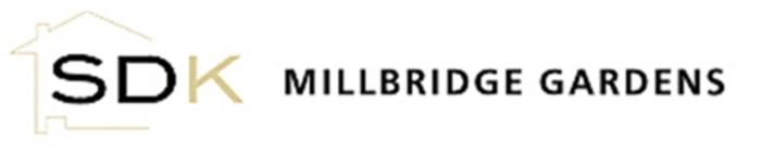 SDK Millbridge Gardens Logo