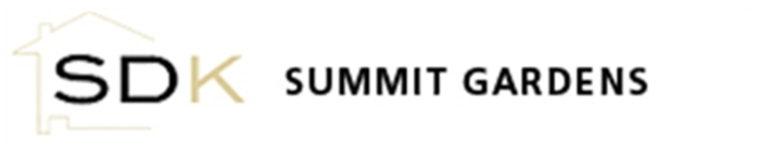 SDK Summit Gardens Logo