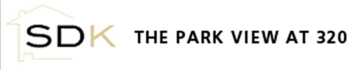 The Park View At 320 Logo