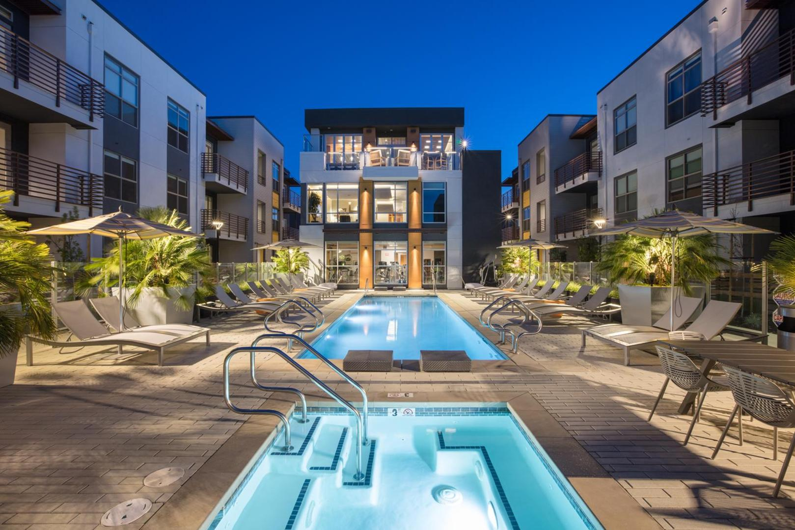 Elan Menlo Park Apartments In Menlo Park Ca