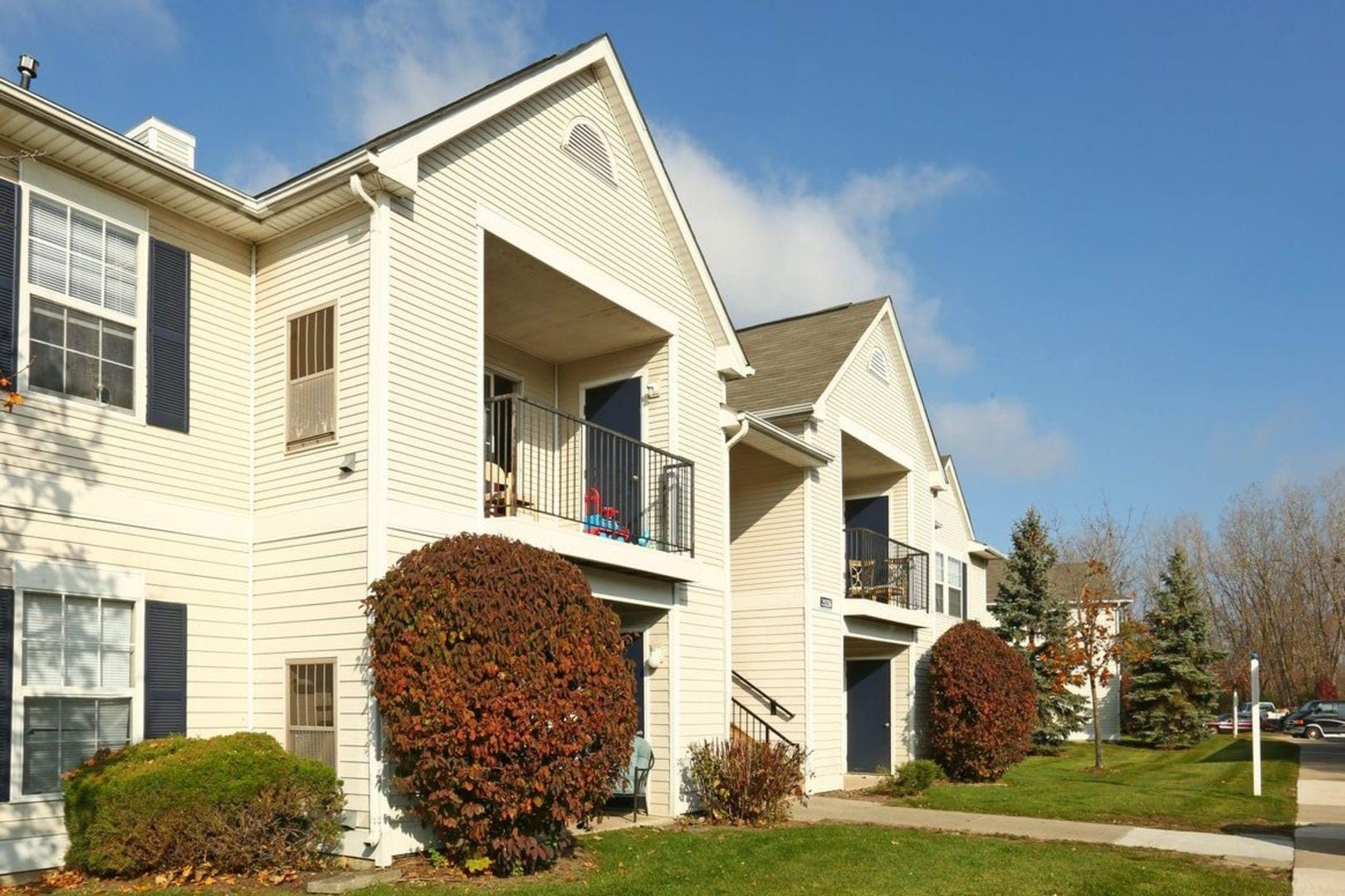 Marsh Creek Village Upgraded Apartments In Woodhaven Mi