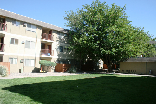 albuquerque unfurnished 1 bedroom apartment for rent 545
