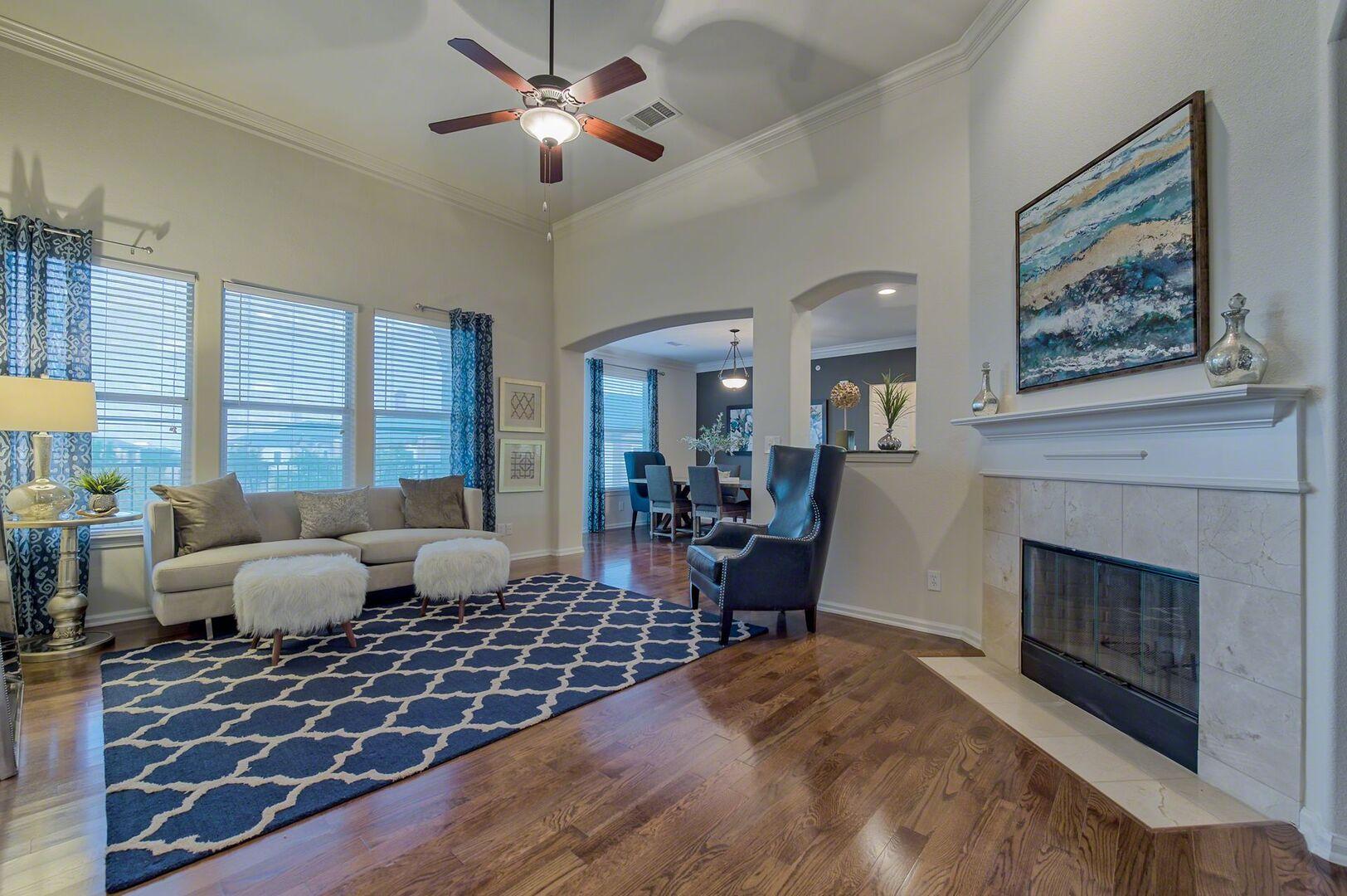 Pure Estates At Tpc Luxury Apartments In San Antonio
