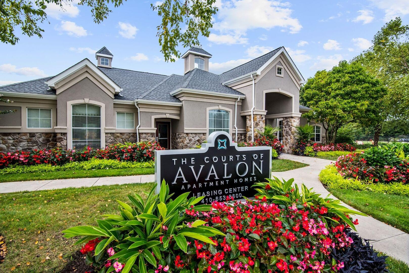 pikesville apartments the courts of avalon