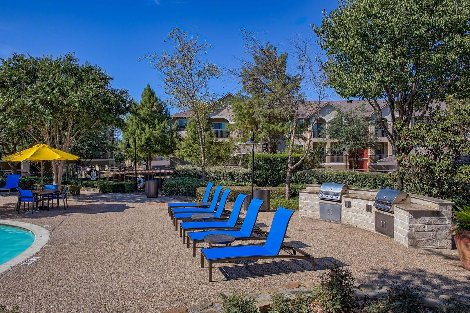 Stoneleigh At Bear Creek Apartments In Euless Tx