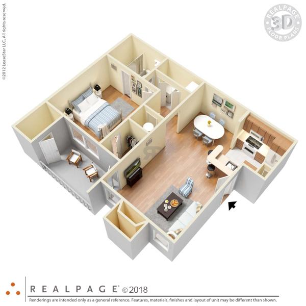 Paces Village Apartment Homes