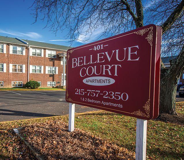 Bellevue Apartments Nashville: Penndel, PA Apartments For Rent
