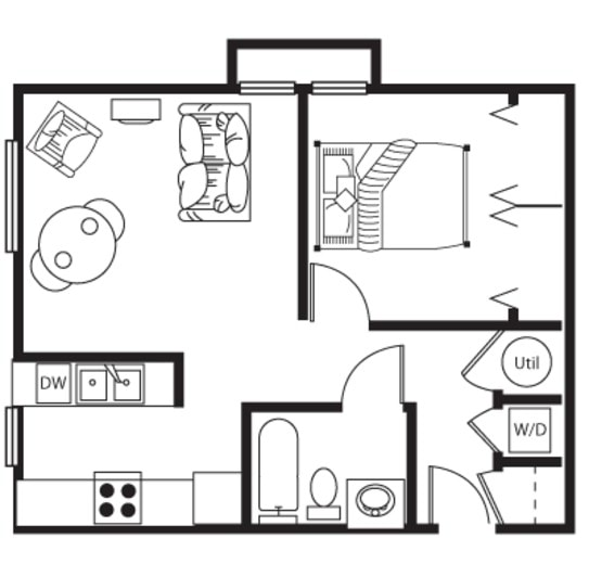 Liberty Lake Apartments: Salt Lake City, UT Apartments For Rent