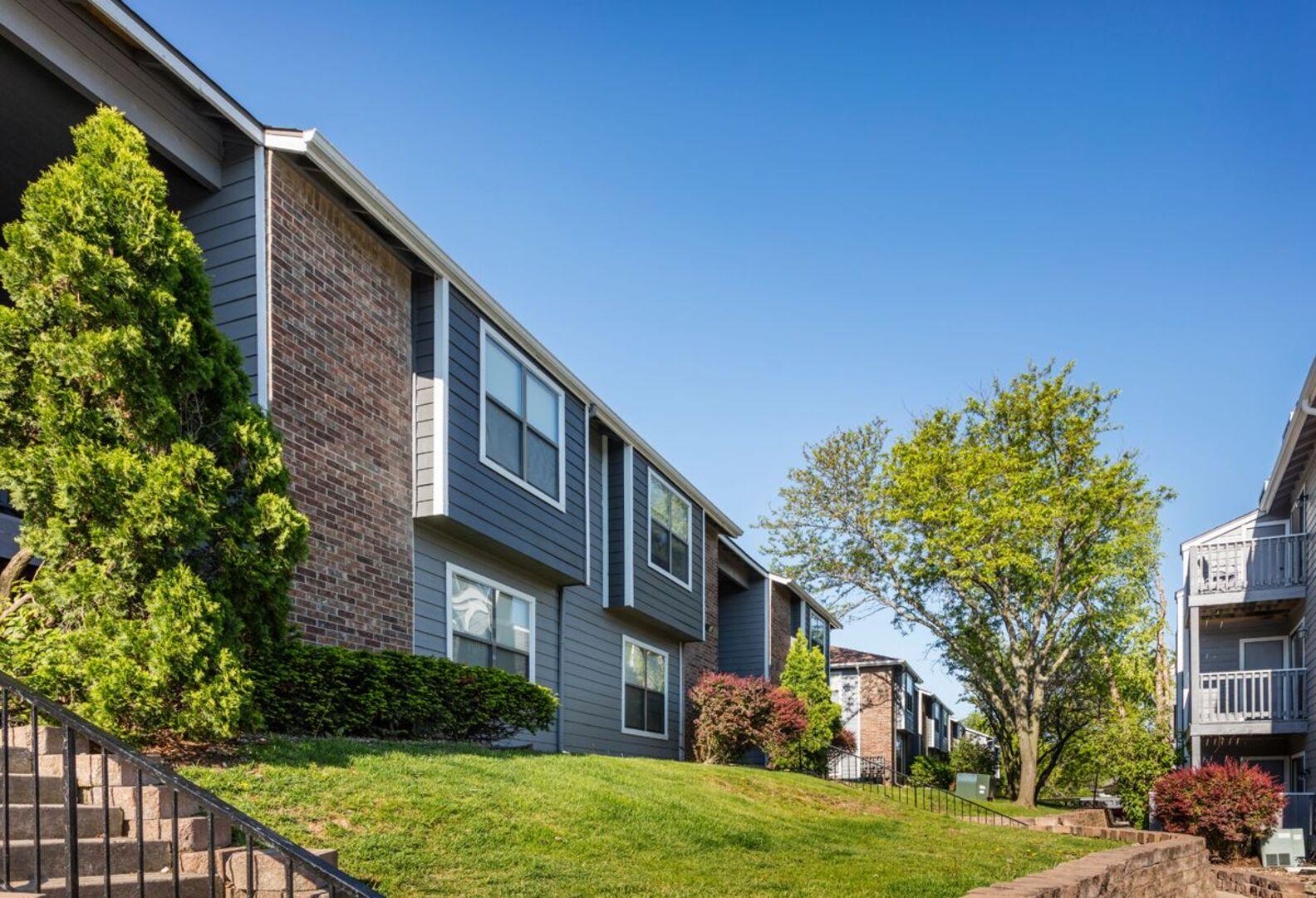 Apartments For Rent Kansas City Mo Timberlane Village