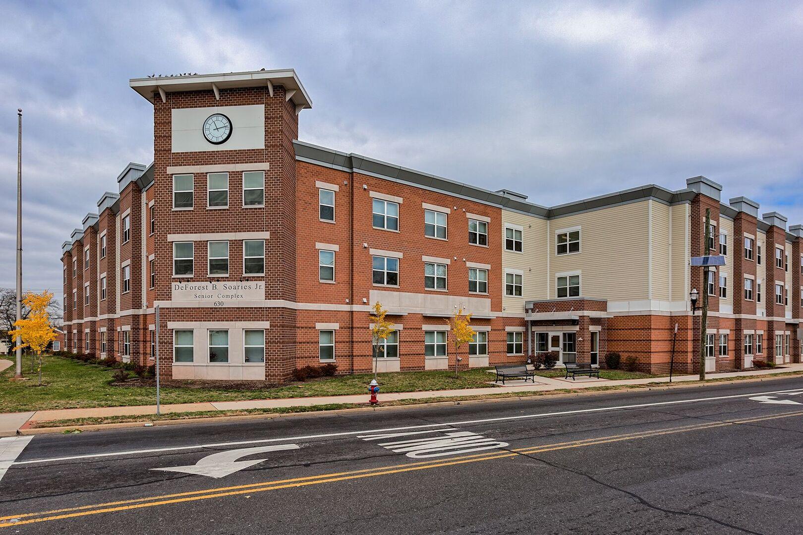 Apartments for Rent in Somerset, NJ | Deforest Soaries Jr Residences ...