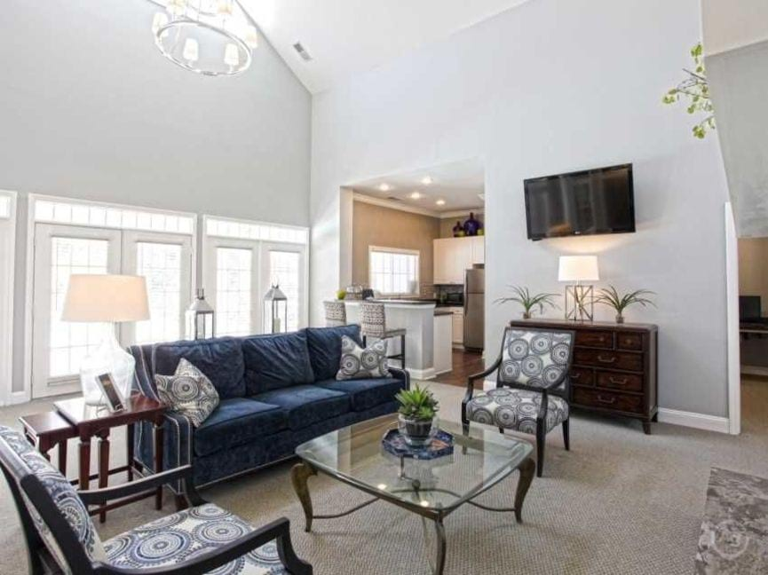 The Berkeley At Southpoint Apartments In Durham, NC