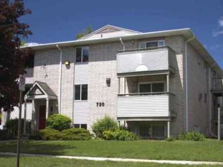 Image of apartment in Lansing, MI located at 730 W IONIA ST