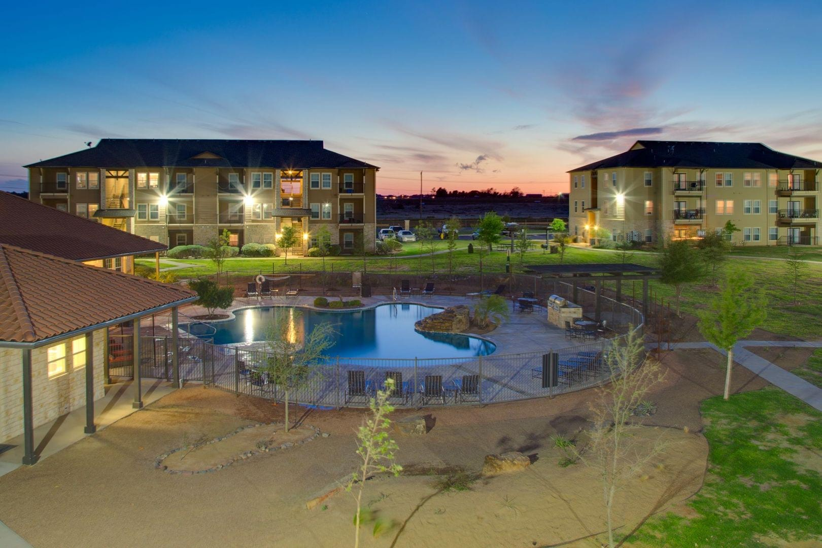 Midland Apartments | Waterford Ranch