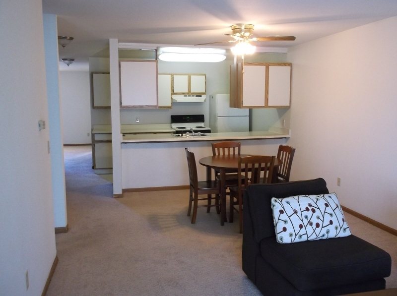 saginaw county unfurnished 2 bedroom apartment for rent