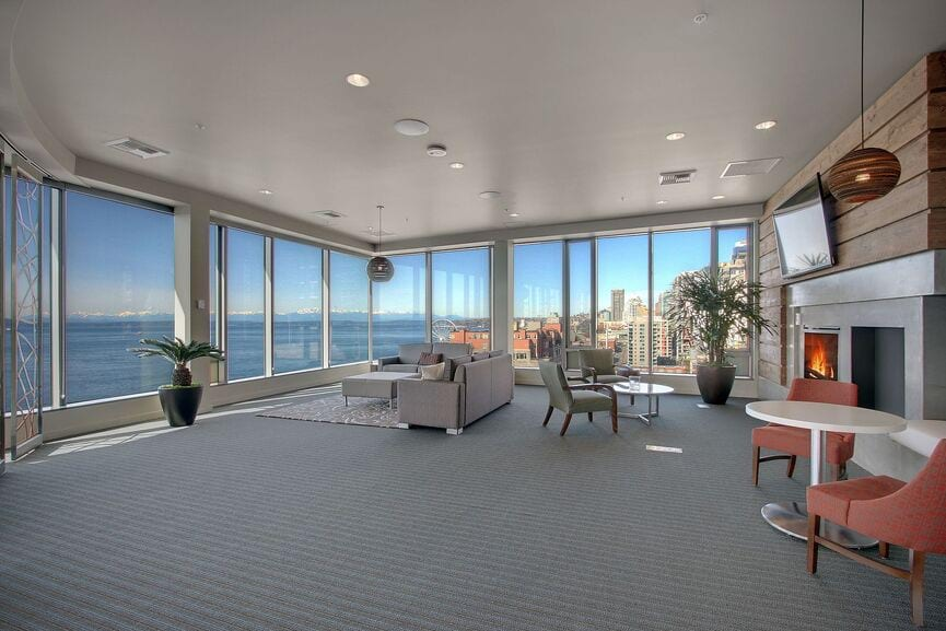 downtown seattle apartments in washington the post