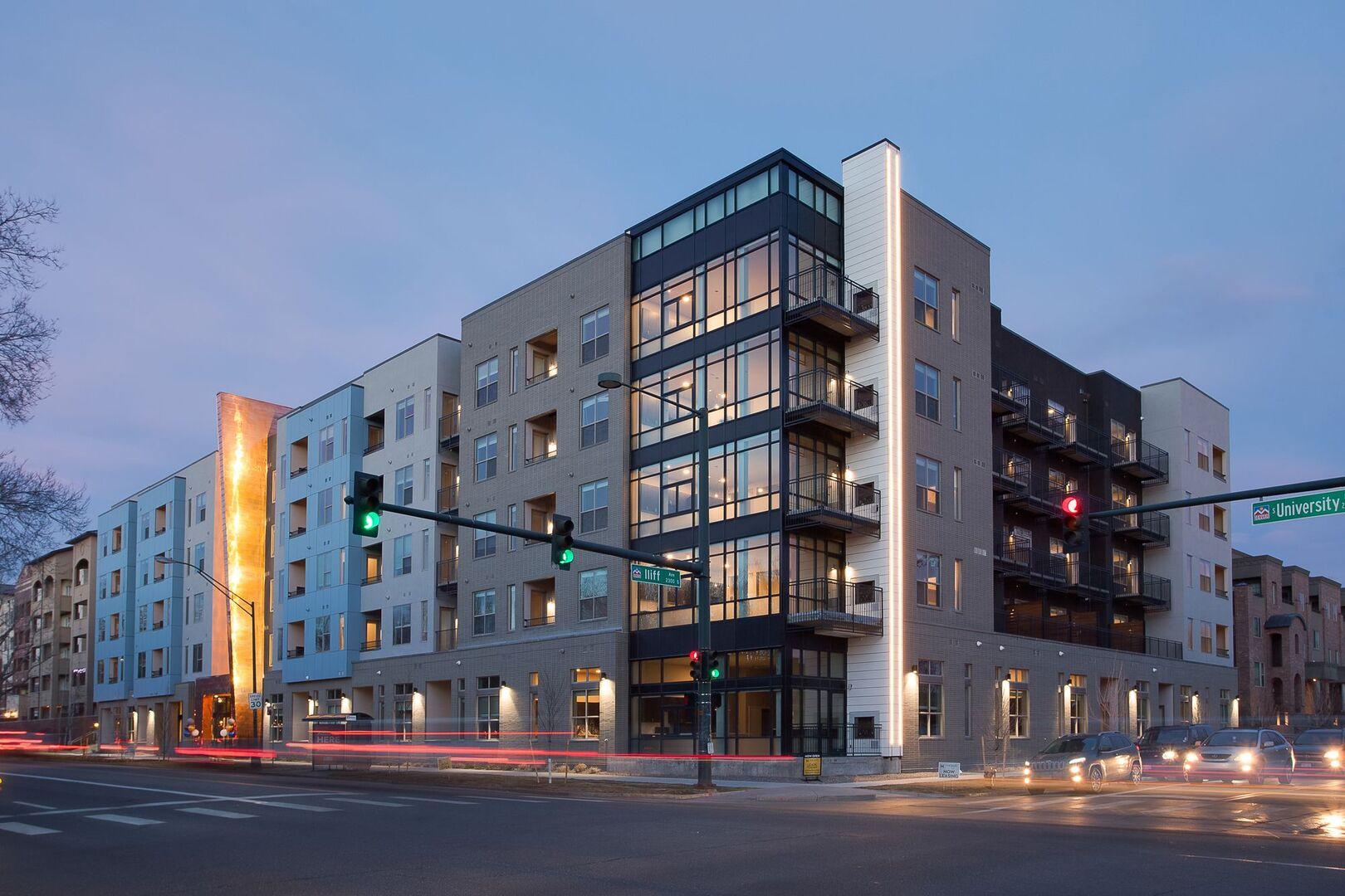 apartments denver co muse apartments