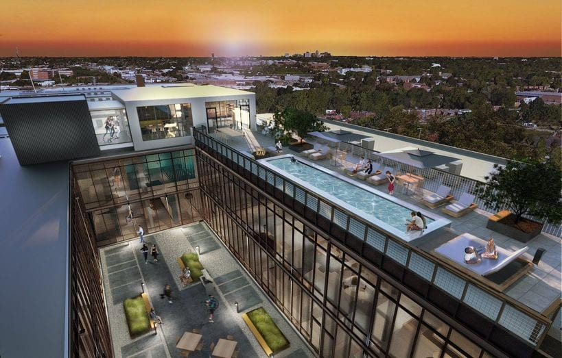 Woodward Lofts New Luxury Apartments in St  Louis, MO