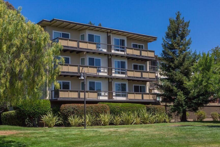 Oak Creek Apartments Photo Gallery Palo Alto Ca Apartment Pictures