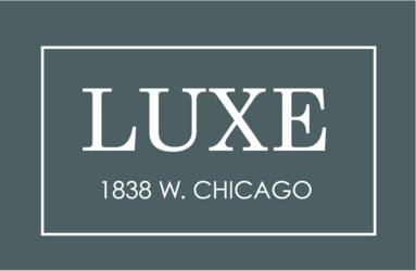 Luxe on Chicago Logo