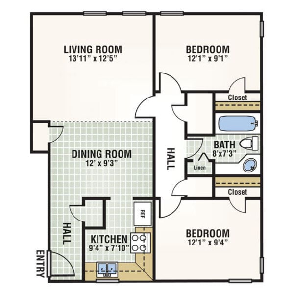 Lubbock, TX Apartments For Rent