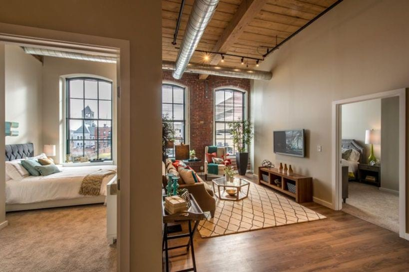 Photos Of Jackson Street Lofts