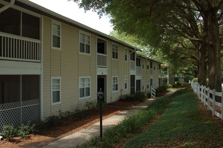 Image of apartment in Ocala, FL located at 2707 SW 33rd Ave