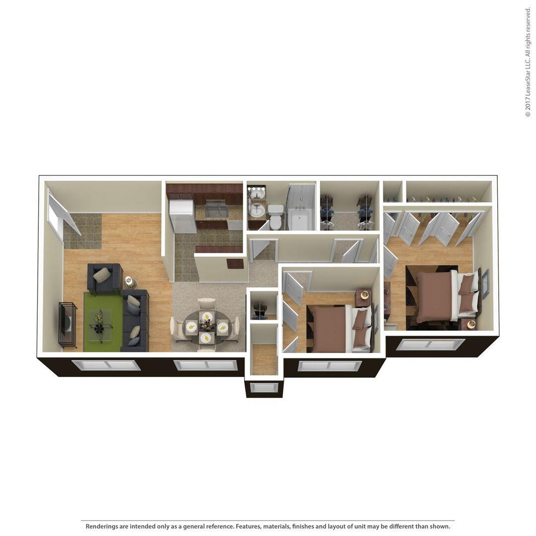 Stony Brook Apartments Photo Gallery