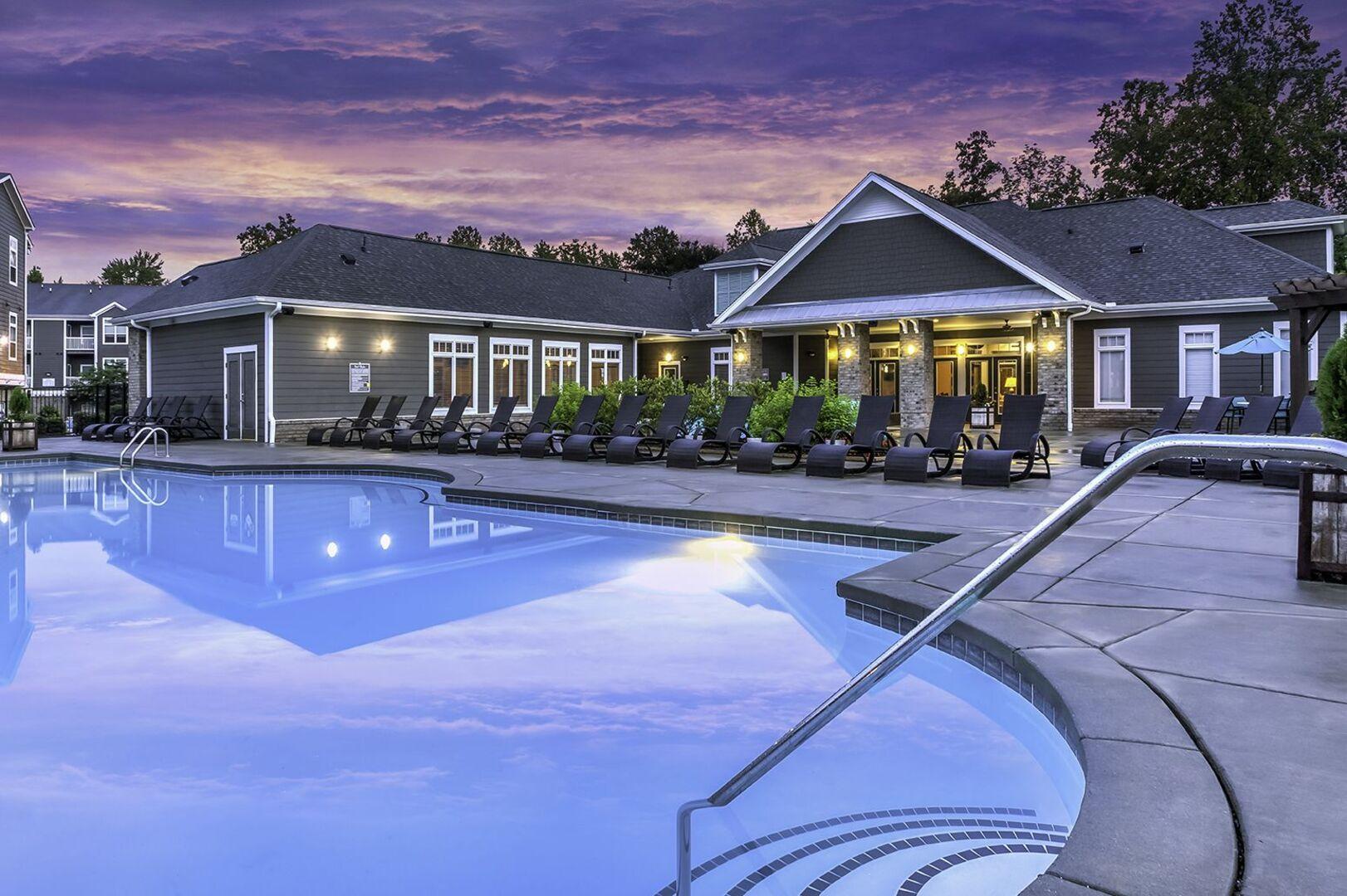 ashton reserve luxury apartments in charlotte nc
