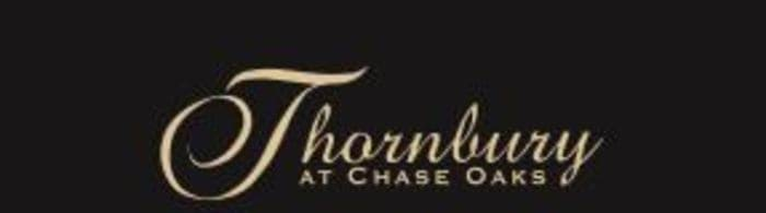 Thornbury At Chase Oaks Logo