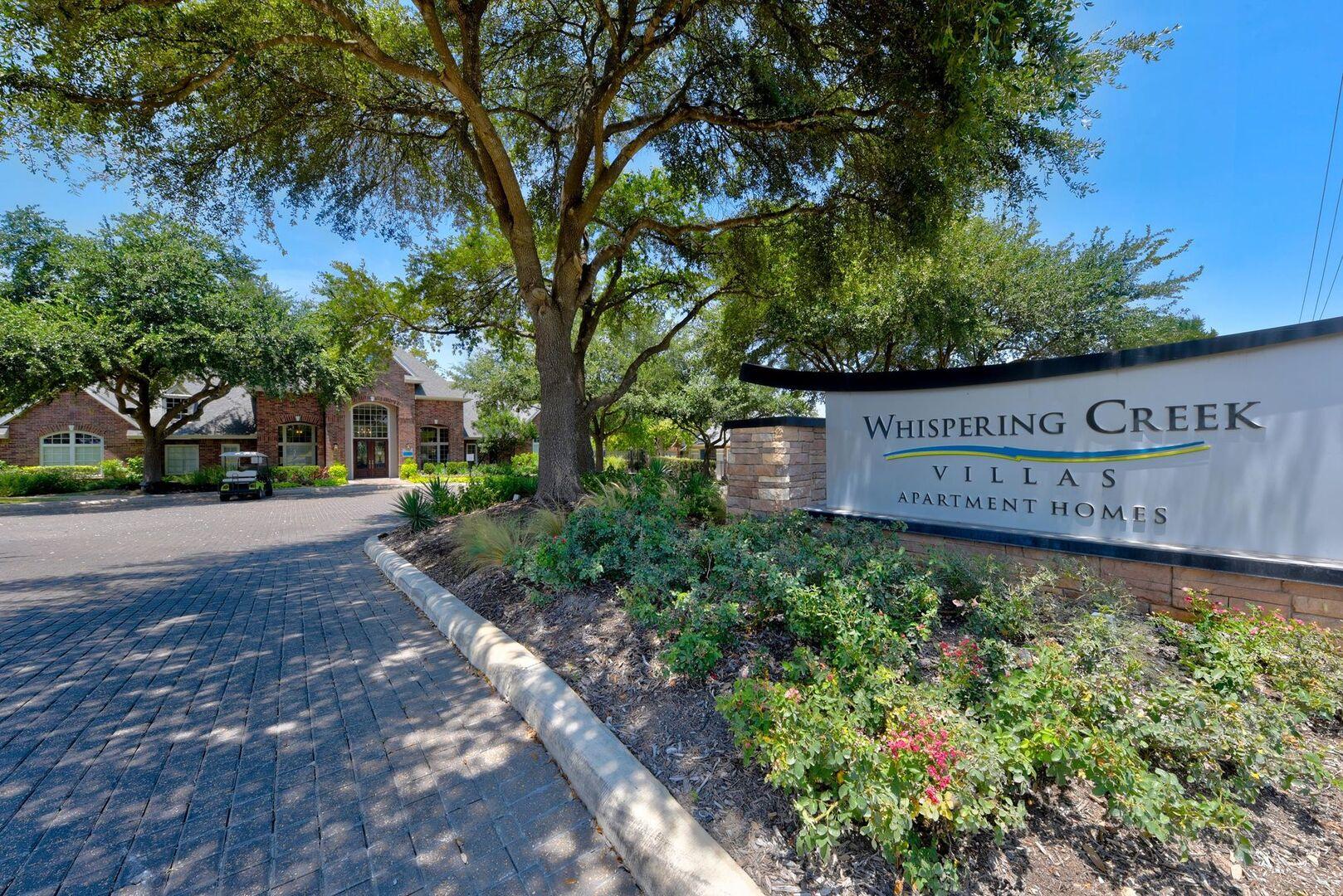 Apartments Northwest San Antonio Tx Whispering Creek