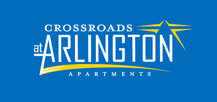 Crossroads at Arlington Logo