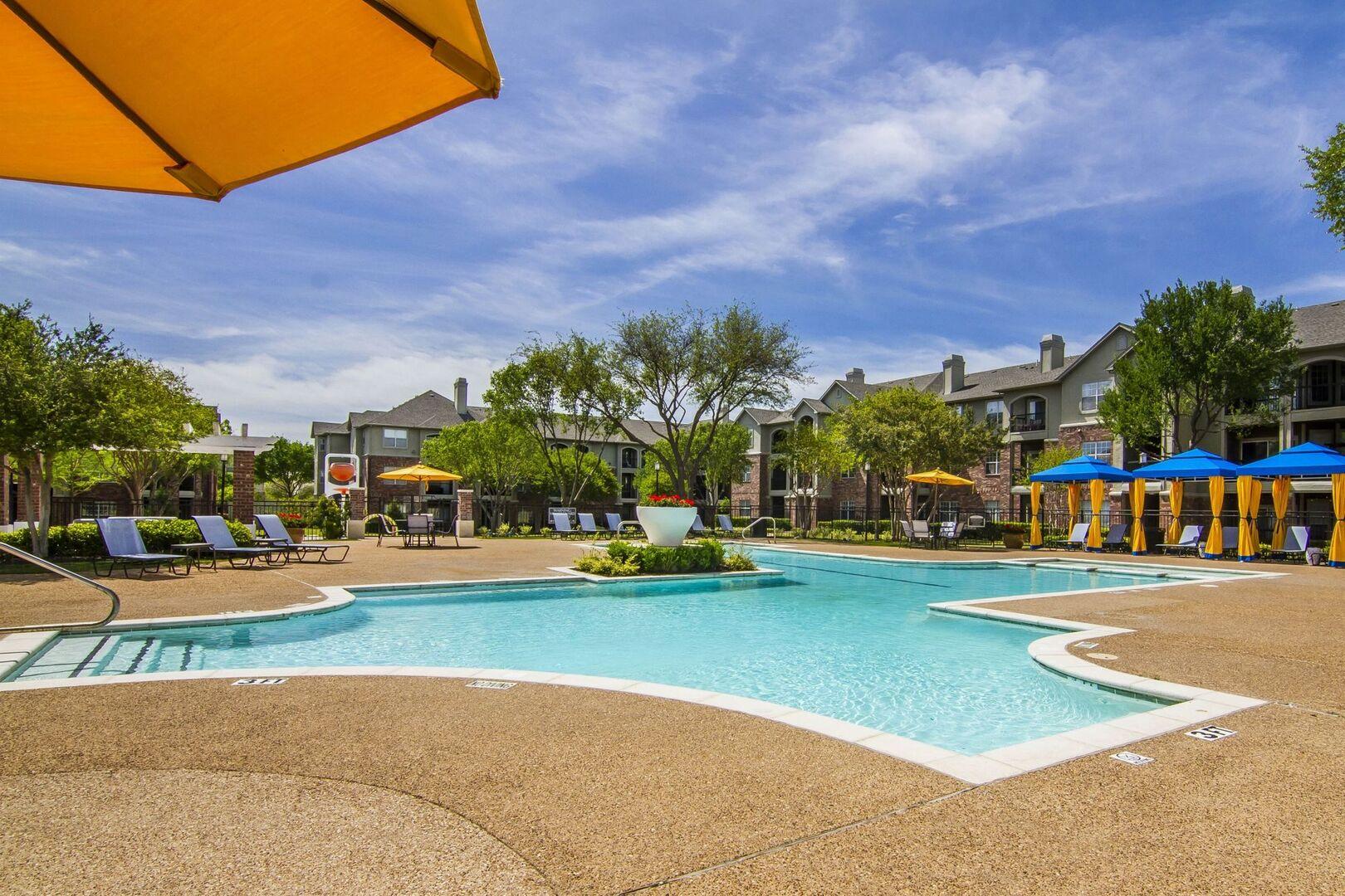 Excellent Apartments In North Dallas For Rent Breckinridge Point Download Free Architecture Designs Momecebritishbridgeorg