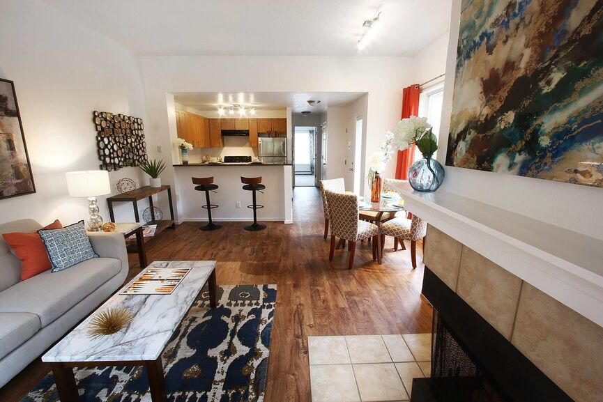 Andover Park Apartments Photo Gallery Modern Beaverton Or