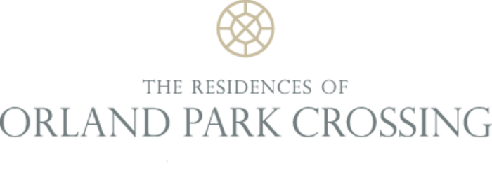 The Residences of Orland Park Crossing Logo