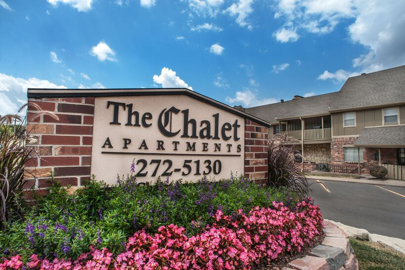 Live at Chalet Apartments in Topeka, KS