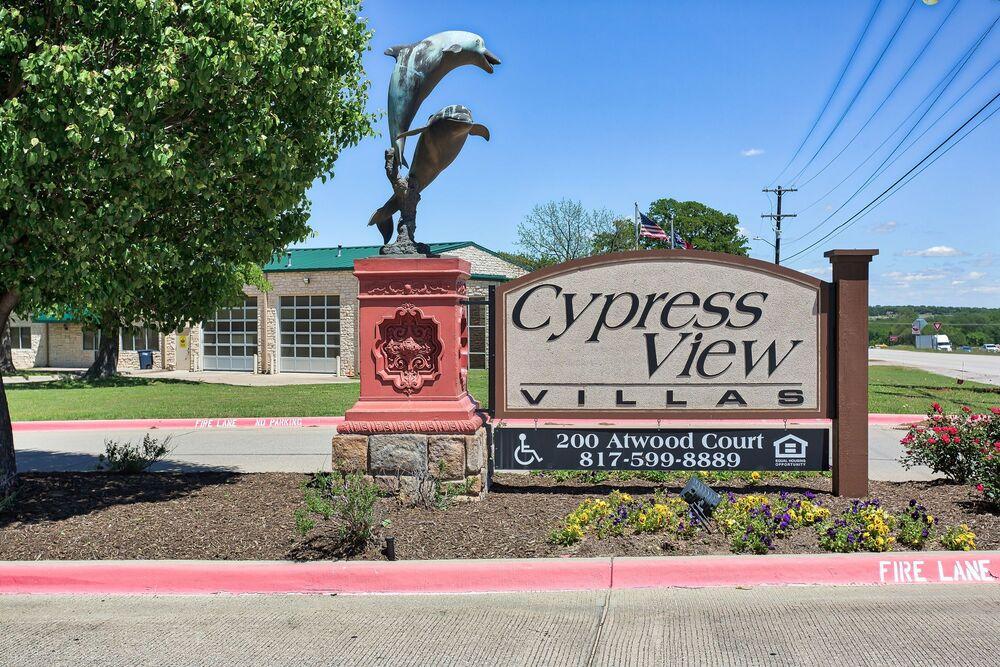 Cypress View Villas