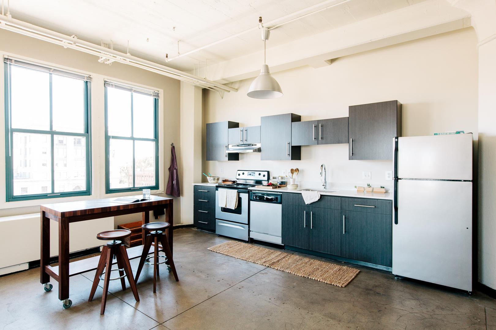 Pearl District Apartments Honeyman Hardware Lofts