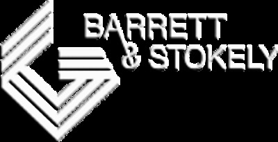 Barrett and Stokely White Logo