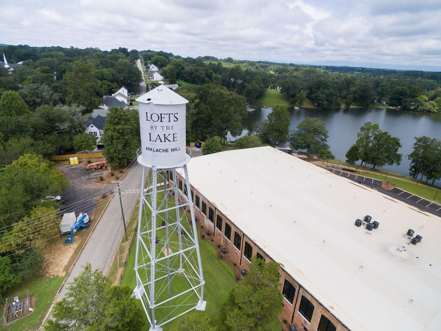 Apartment Rental Amenities In Greer Sc Lofts By The