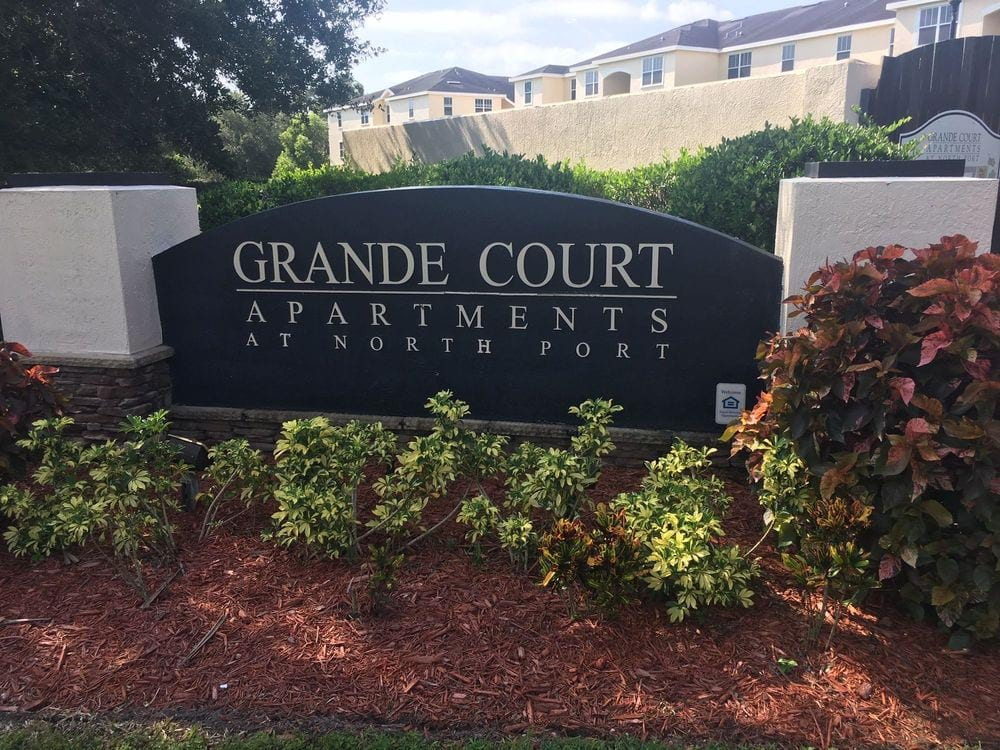 Grande Court at North Port