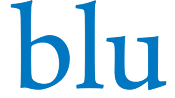 Blu on Marina Boulevard Logo
