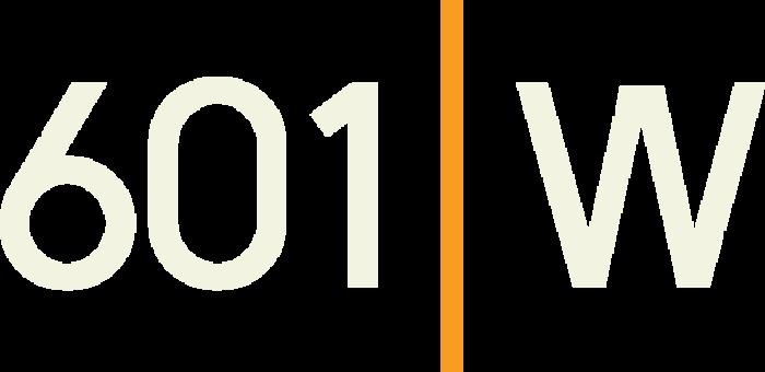 601 West Logo