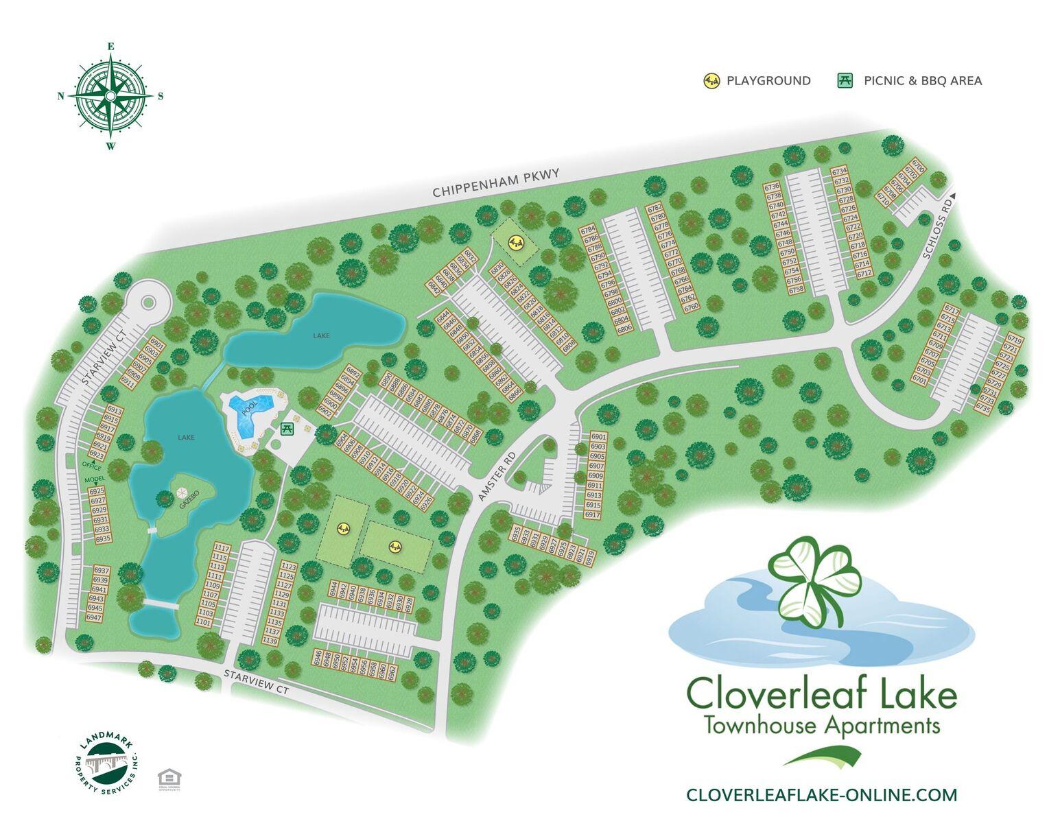 Cloverleaf Lake