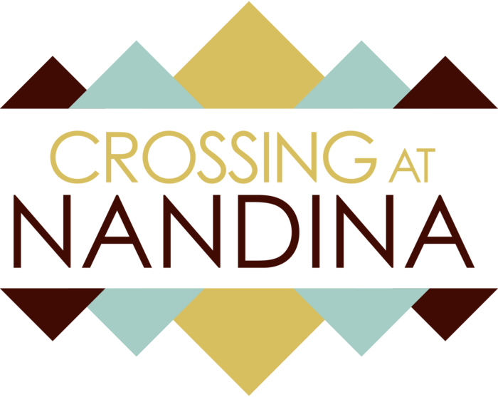 Crossing at Nandina Logo