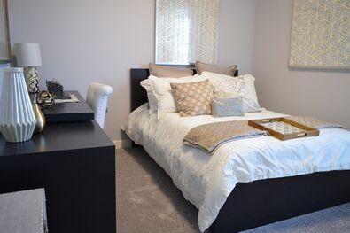 Reserve Model Bedroom
