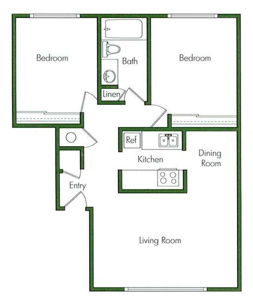 Bellevue Apartments Nashville: Bellevue, WA Apartments For Rent