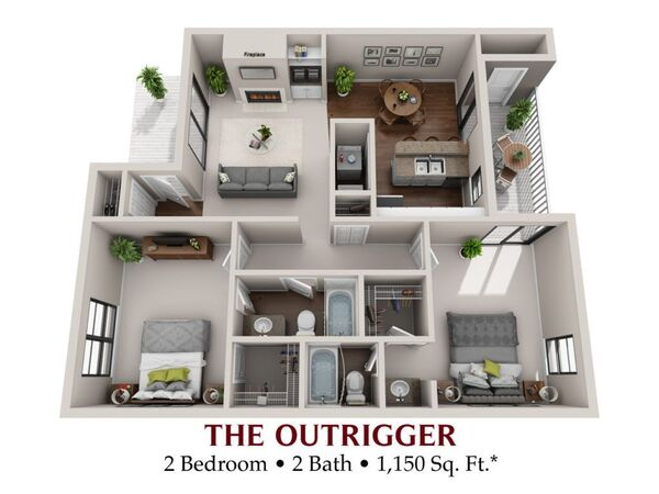 The Outrigger